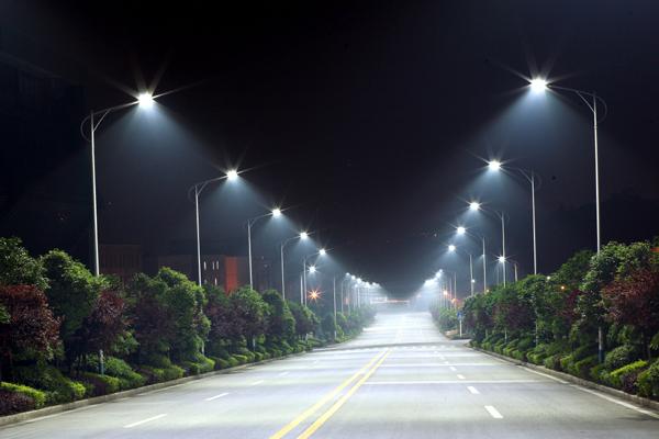 16500 LED Light Installation