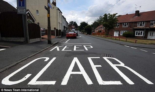 See the Worst Road Marking Spelling Mistakes 1.jpg