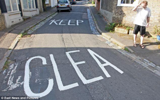 See the Worst Road Marking Spelling Mistakes 4.jpg