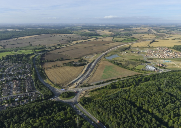 Corby Road Link to Open With Cavalcade Celebrations.jpg