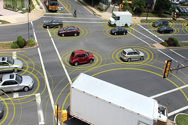 Should Driverless Cars be Controlled?