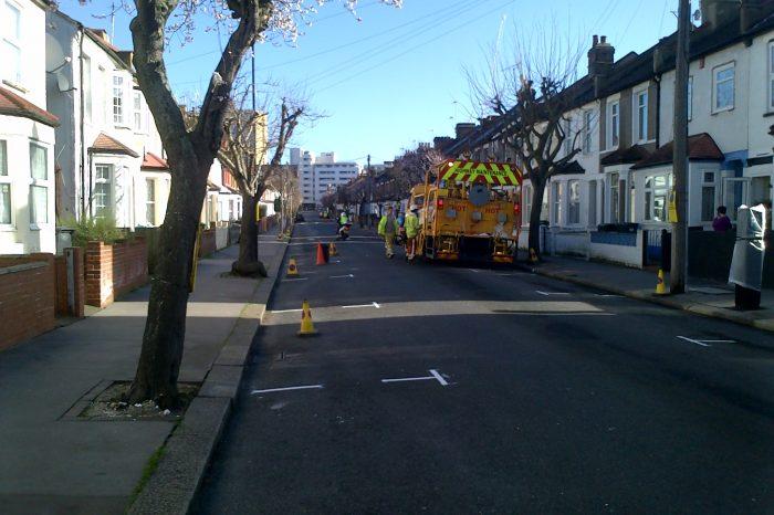 Croydon's Streets Get A Revamp