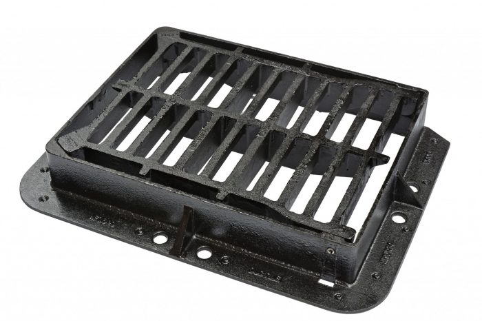 Saint-Gobain PAM Launches New Watershed Gully Grates