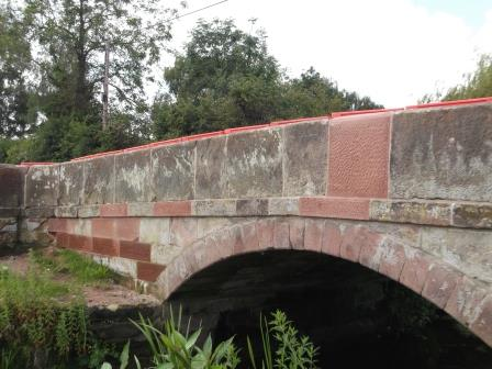 Aston Bridge Restored to Former Glory