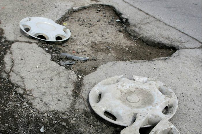 Patching Potholes is Bad News for Britains Roads