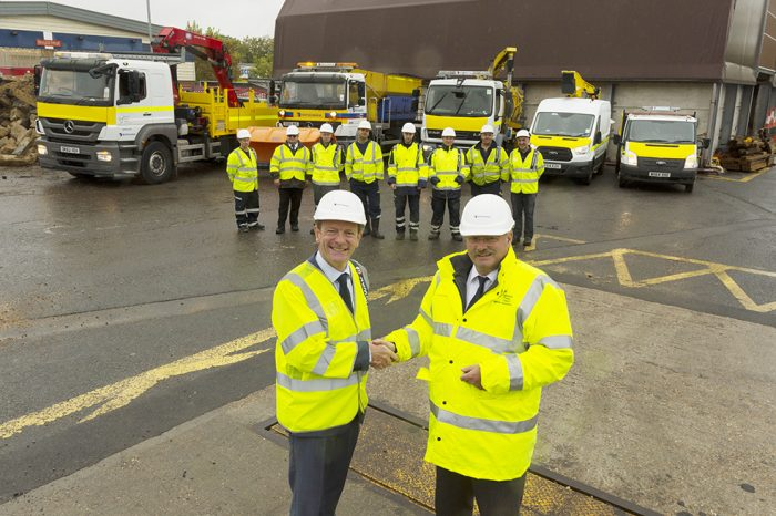 Ringway Continues Highway Services in Bracknell Forest