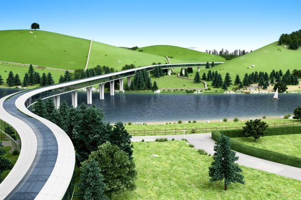 Welsh Man Pioneers Scalextric Styled Road Design