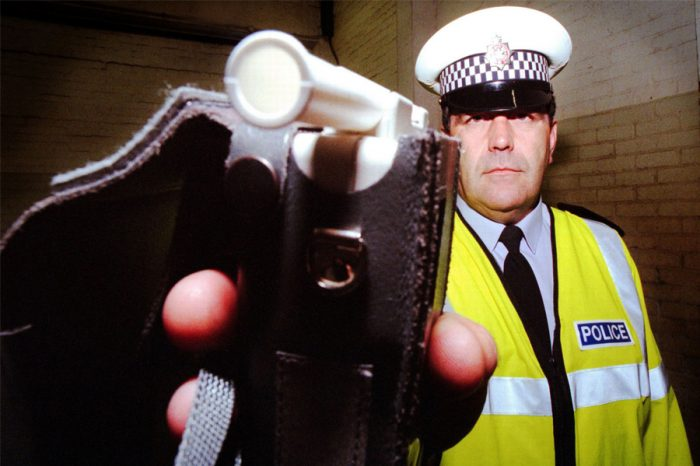 Christmas Drink Driving Arrests Revealed