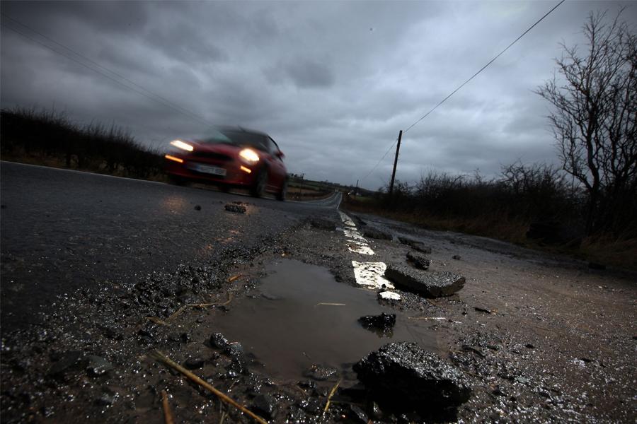 Councils-Face-100m-Pothole-Clog