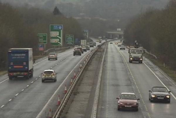 Roadworks truck death: Man crushed on A21 in Kent