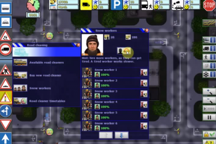 VIDEO | Lets Play Traffic Manager - USA version