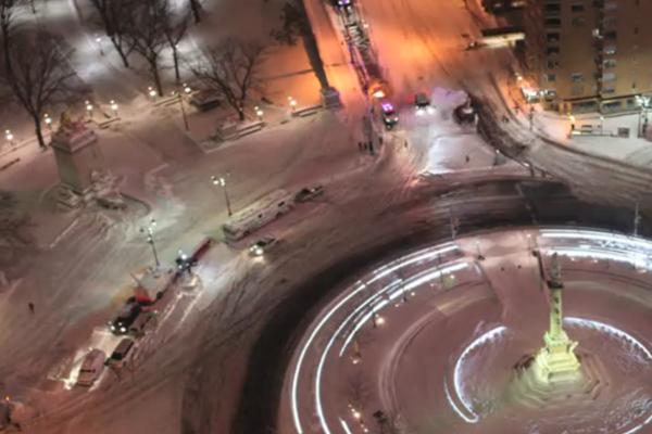 New-York-Snow