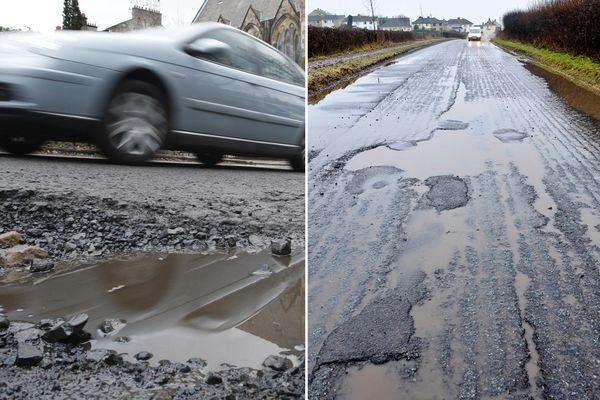 Potholes-claims