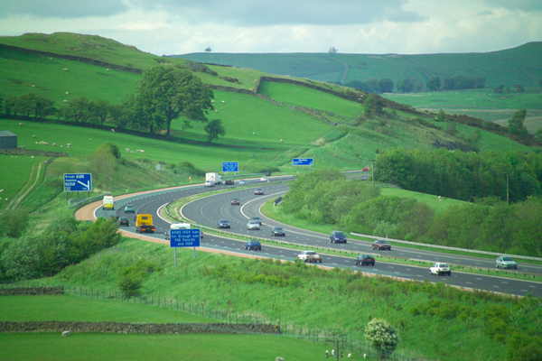 £490k project along M6 in Cumbria begins