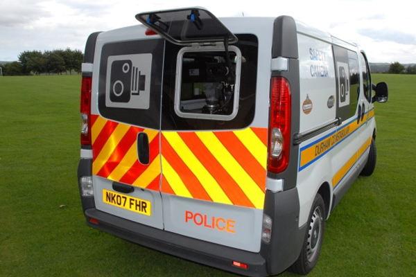Mobile speed cameras catch 260 drivers in single month