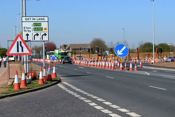A174 roadworks misery nearly over - but 'improvements' fail to convince motorists