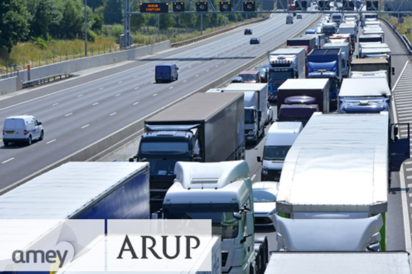 Amey and Arup to design smart highway programme