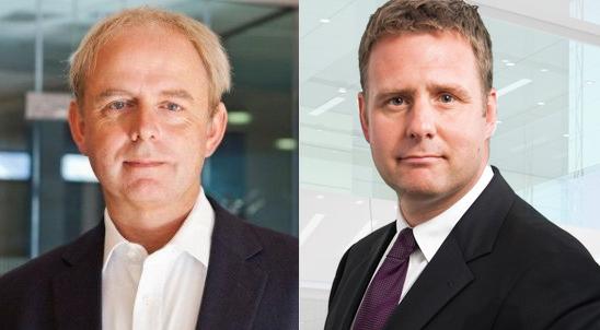 Tony Marshall (Left) & Andy Milner (Right)