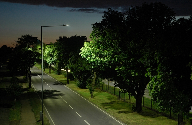 Green Loan for street lighting replacement programme