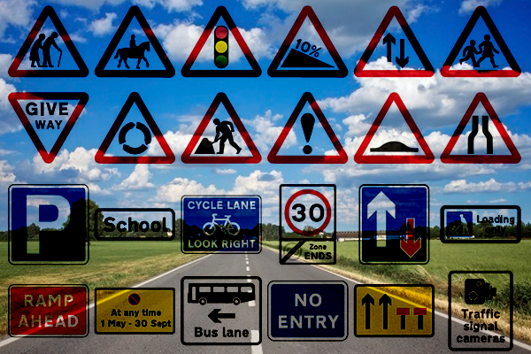 Road signs | Why Britain's designs rule