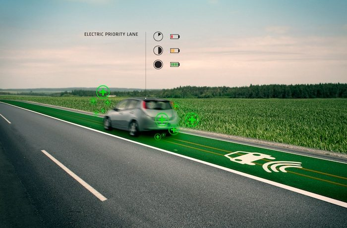 UK to test roads that recharge cars as they drive