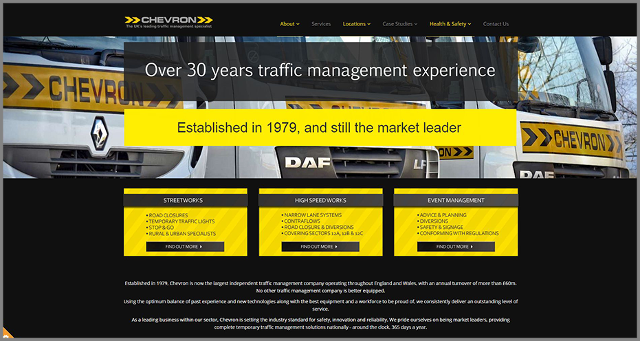 Chevron-Homepage