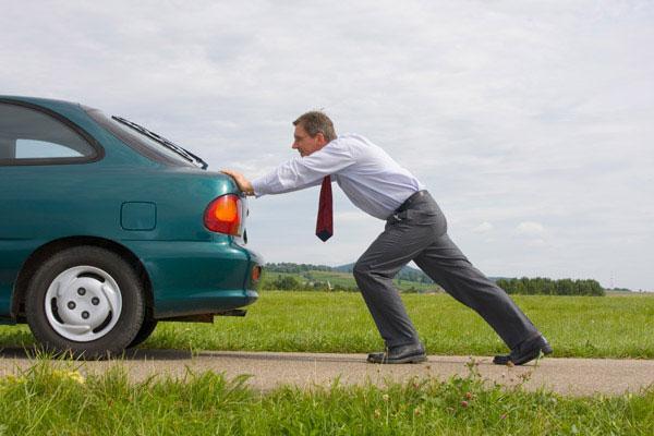 Half-car-trouble