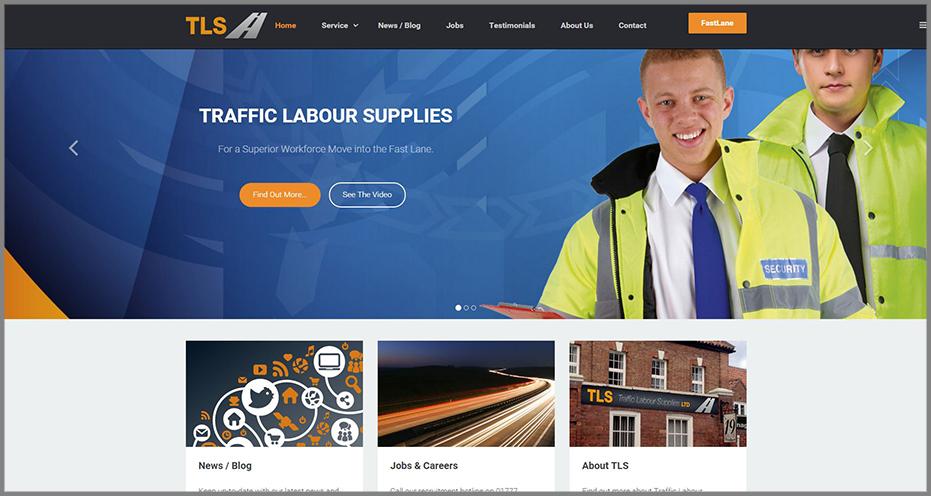 TLS-Homepage