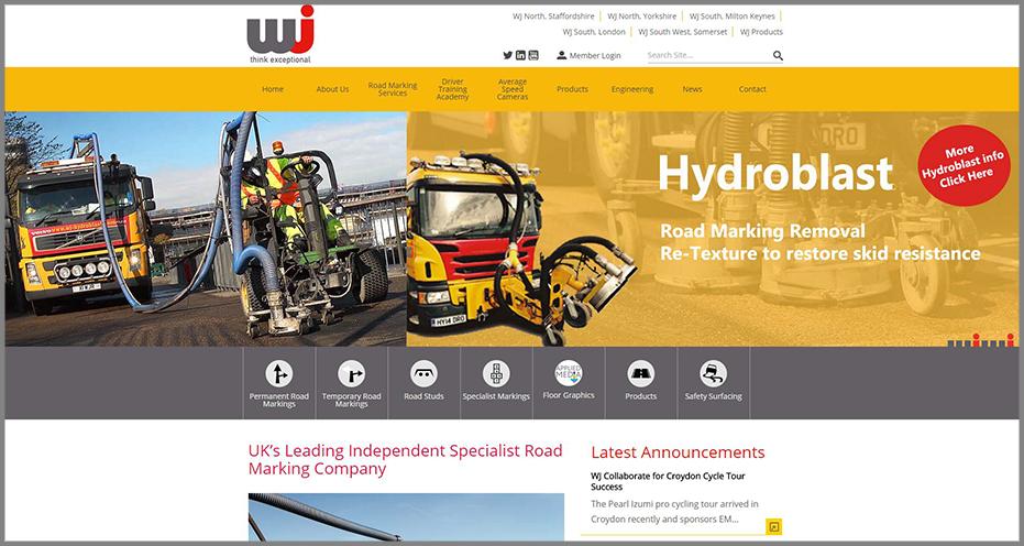 WJ-Homepage