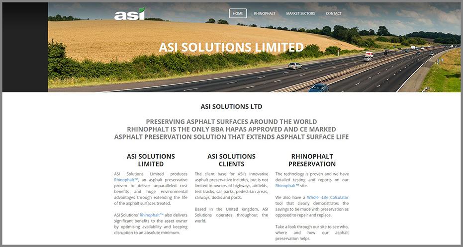 ASI-Homepage