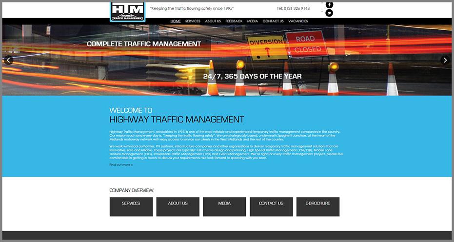 HTM-Homepage