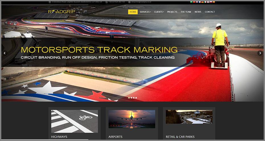Roadgrip-Homepage