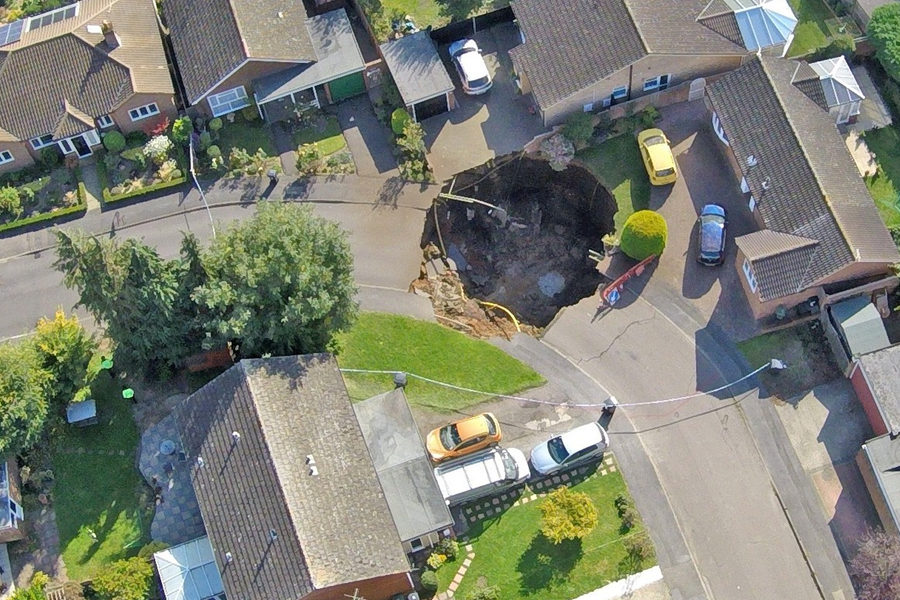 Sink-Hole-St-Albans