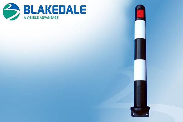 Blakedale-reflective-bollard