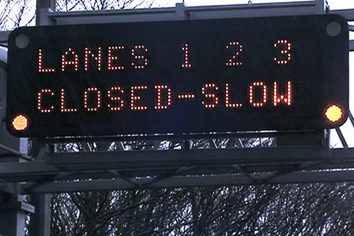 Kent's motorways closed for almost 1,000 hours in Summer of misery
