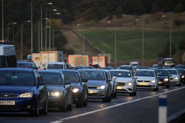 Drivers warned of more roadworks on M62