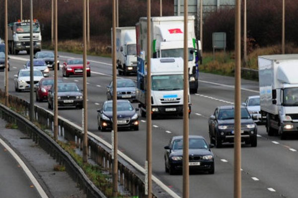 First phase of Wakefield smart motorway to go live