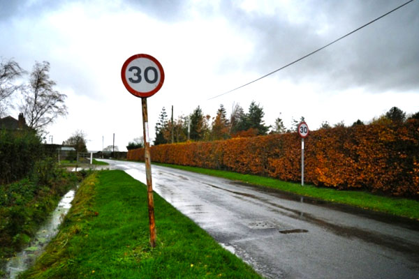 Authorities admit they are 'unable' to enforce speed on danger road