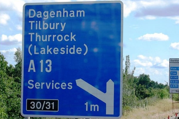 Work about to start on next stage of £80m project to relieve congestion on M25 in Essex