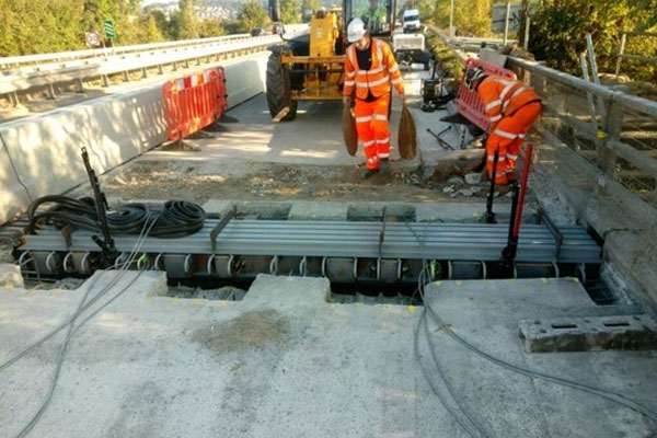 Three multi million pound road improvement schemes in Devon near completion