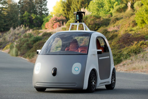 Driverless cars: Google holds FIVE meetings with UK Government