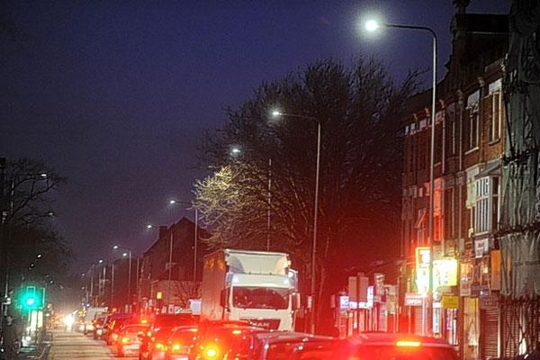 Hull-streetlights
