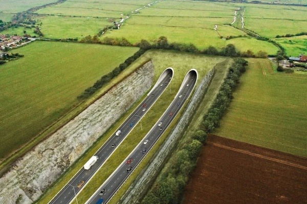Plans for new multi-billion pound tunnel and road link between Essex and Kent revealed