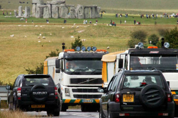 Stonehenge tunnel - could an A303 bypass really go south of Salisbury?