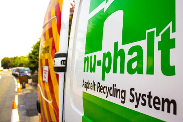 Nu-phalt™ | The first solution for Tar Bound Roads