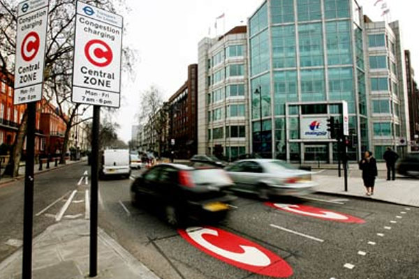 Congestion-charging