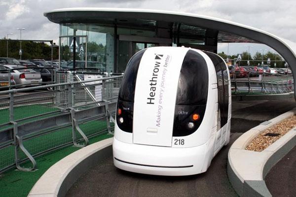 Driverless-cars-London