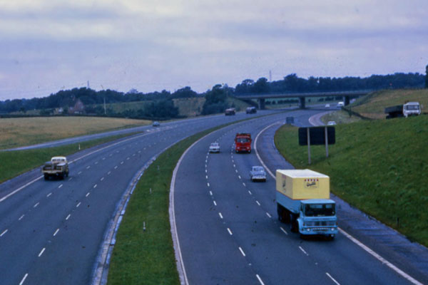 Construction to begin on M6 Cheshire smart motorway