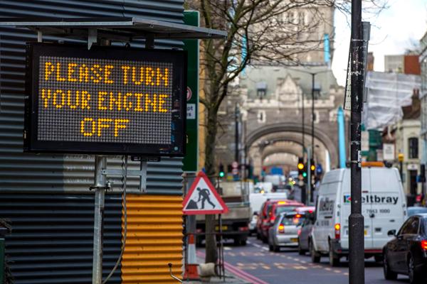 London-gridlock