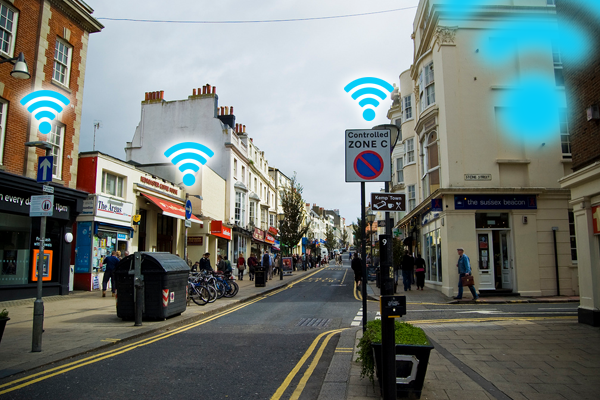 Brighton-wifi